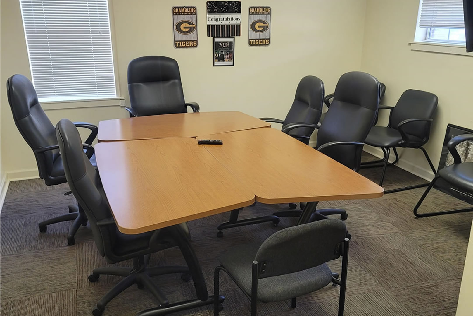 Office of Student Conduct - Hearing Room