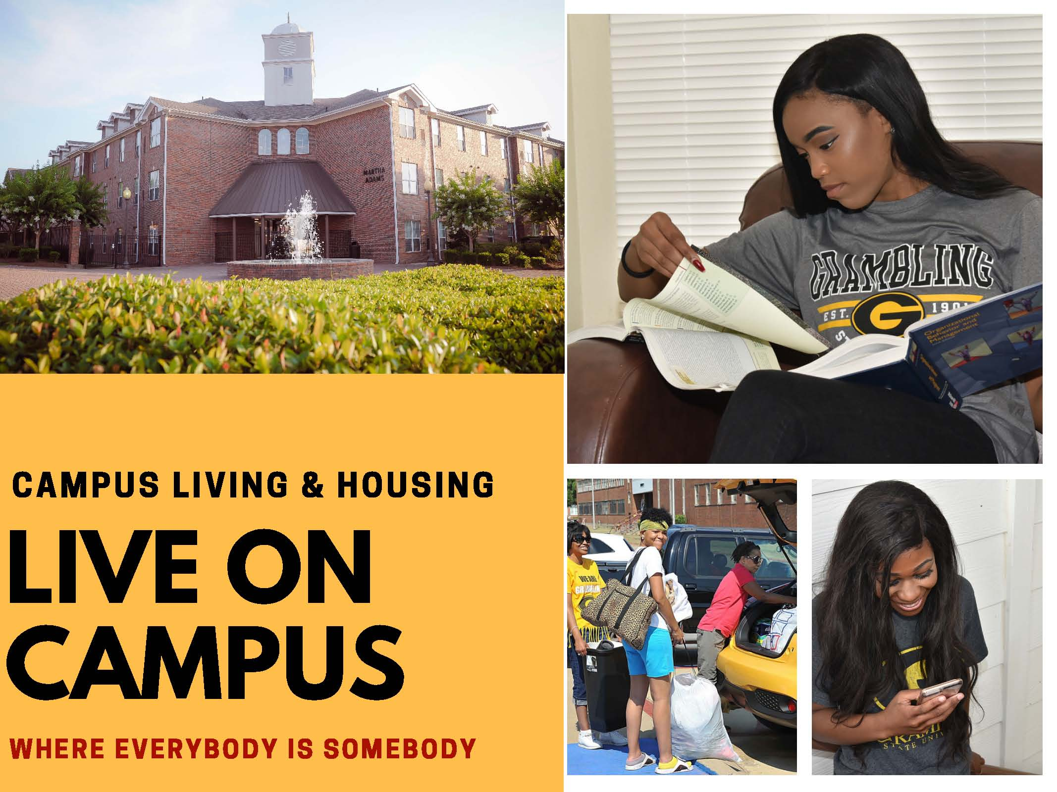 Housing & Residential Life slideshow - Welcome