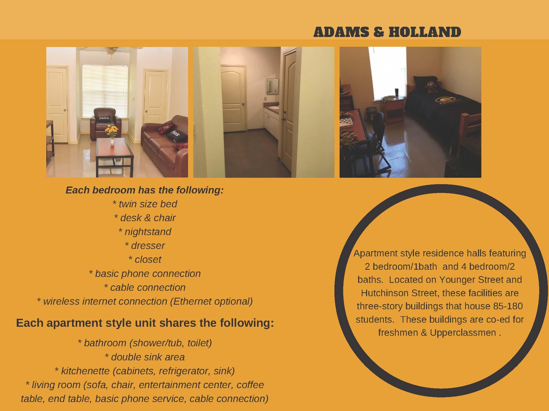 Tiger Village - Adams & Holland