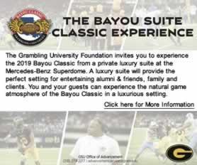 Bayou Suite Classic Experience 2019