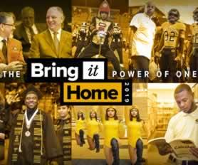 Bring it Home Campaign Fall 2019