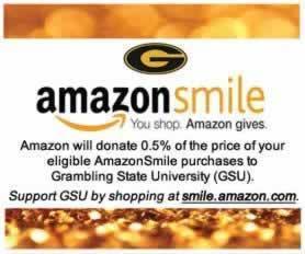 Donate to GSU with smile.amazon.com