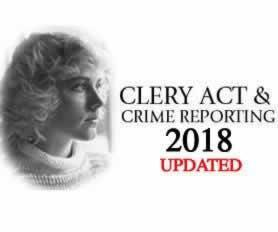 Clery Act Notification
