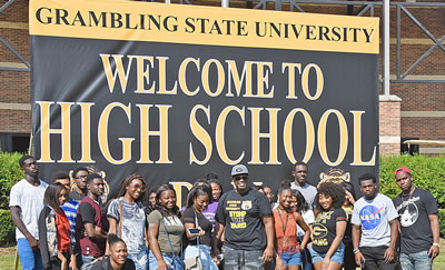 GSU Admissions High School Day