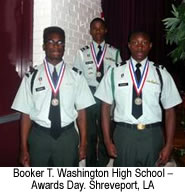Booker T. Washington High School – Awards Day