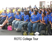 ROTC College Tour