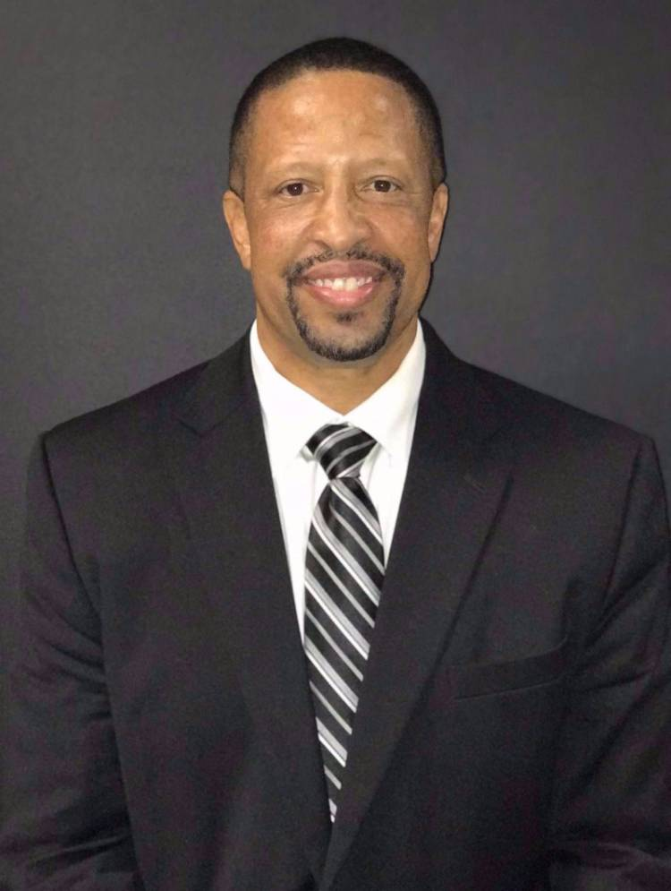 Dr. David C. Ponton, Jr., Vice President of Student Affairs