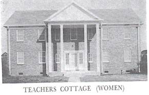 Historic Women' Teachers Hall