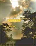 General Catalog 2005-2007 Cover