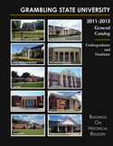 General Catalog 2011-2013 Cover