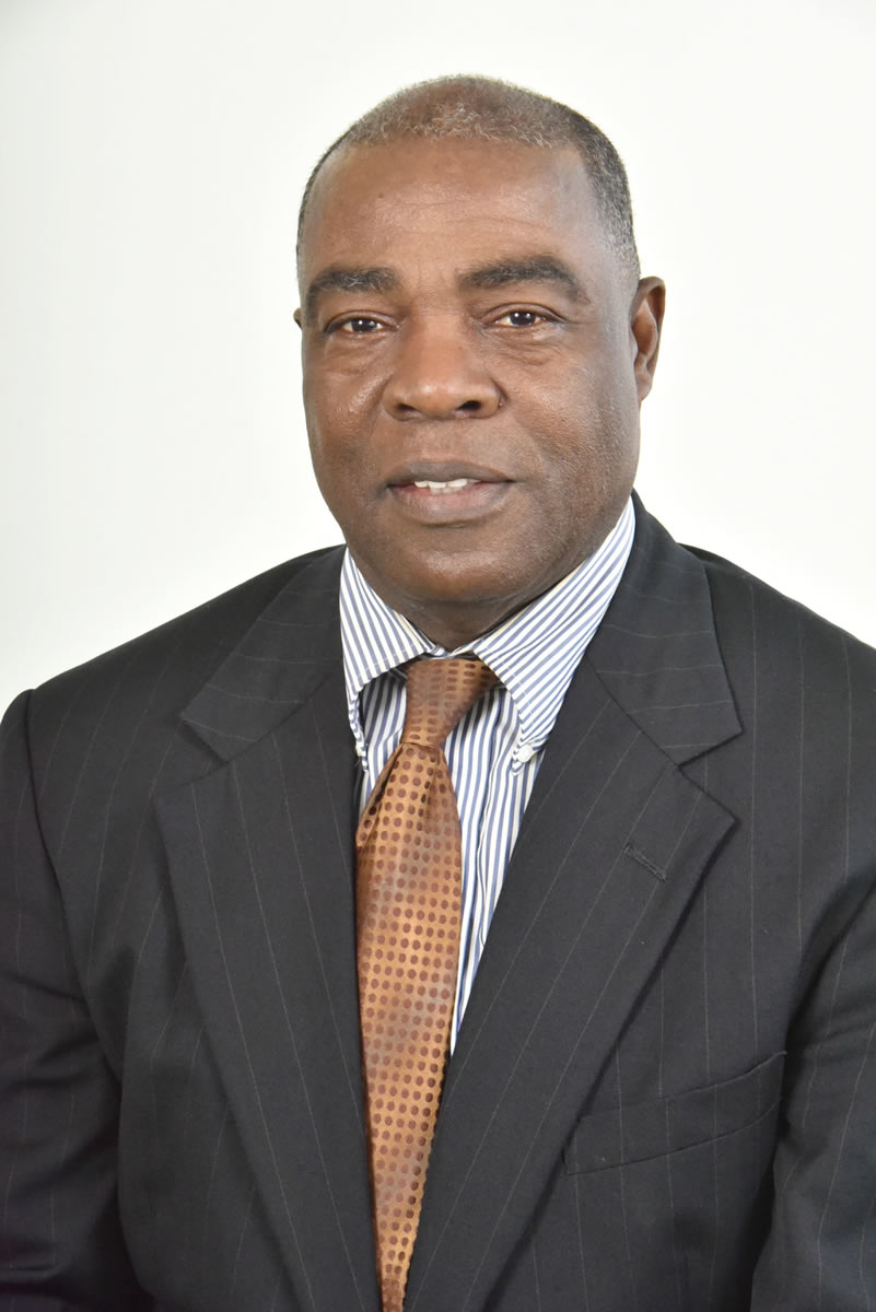 Dr. Bobboy Burkes, Interim Department Head/Professor, Department of Chemistry