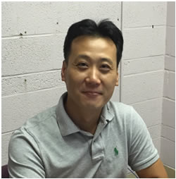 Hyun Seop Lee, Ph.D., Assistant Professor of  Engineering Technology