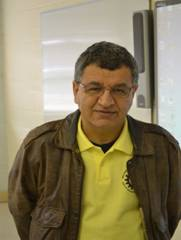 Mahmoud Hosseini, Ph.D. - Associate Professor of Engineering Technology