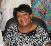 Ms. Yolanda King, Administrative Assistant
