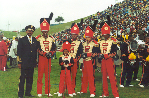 GSU Band Historical Photo 29