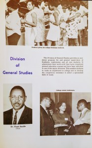 Class of 69 Yearbook - Division of General Studies