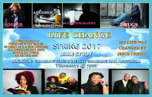 Life Change Spring 2017 Bible Study @ Grambling Hall Auditorium | Grambling | Louisiana | United States
