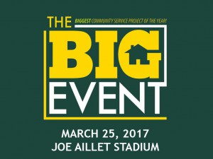 THE BIG EVENT 2017 @ Joe Aillet Stadium (meet in front of FSU at 7:30 for Shuttle Bus) | Ruston | Louisiana | United States