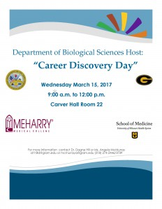 Biology Career Discovery Day @ Carver Hall Room 22 | Grambling | Louisiana | United States