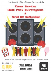 Career Services Block Party Extravaganza @ The Quad (in front of the Auditorium) | Grambling | Louisiana | United States