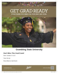 Fall 2020 Grad Fair @ Black & Gold Room (FSU)