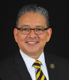 RICHARD J. GALLOT, JR., J.D., GSU President/Grambling Foundation Board