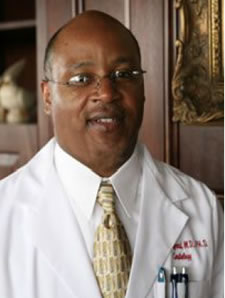 RICHARD RAYFORD, M.D., Ph.D., Grambling Foundation Vice Chair