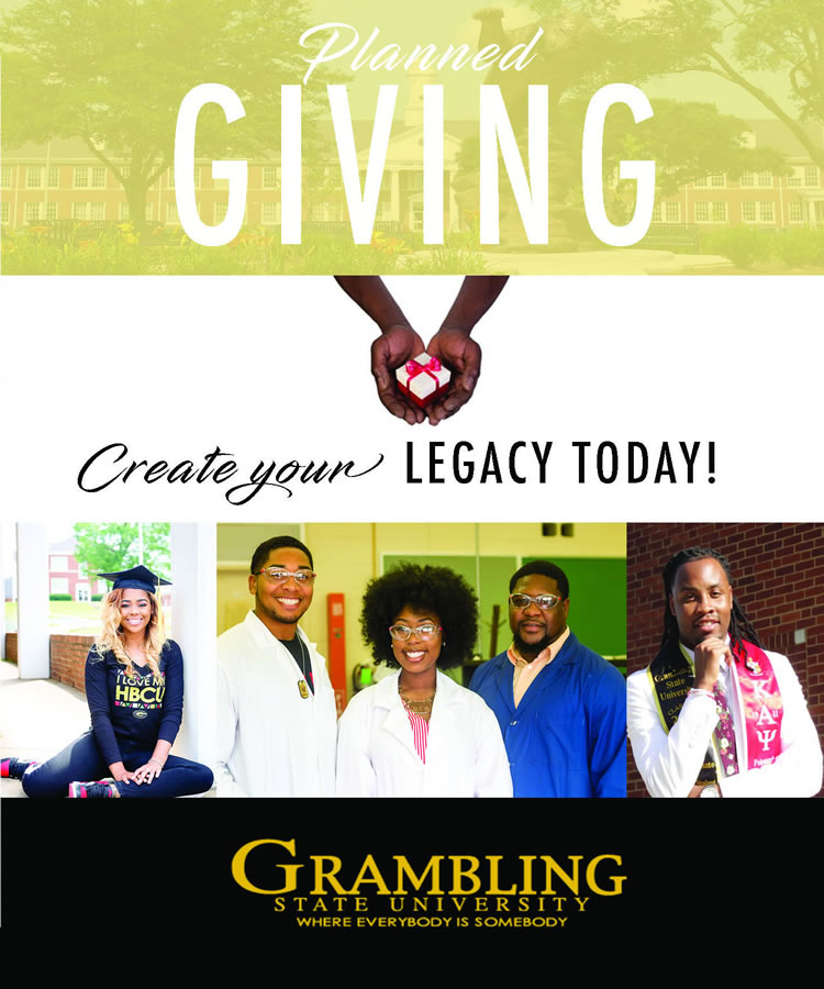 Planned Giving Flyer 2018