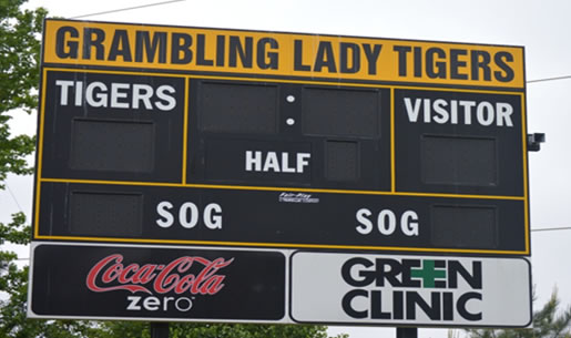 LADY TIGER SOFTBALL COMPLEX