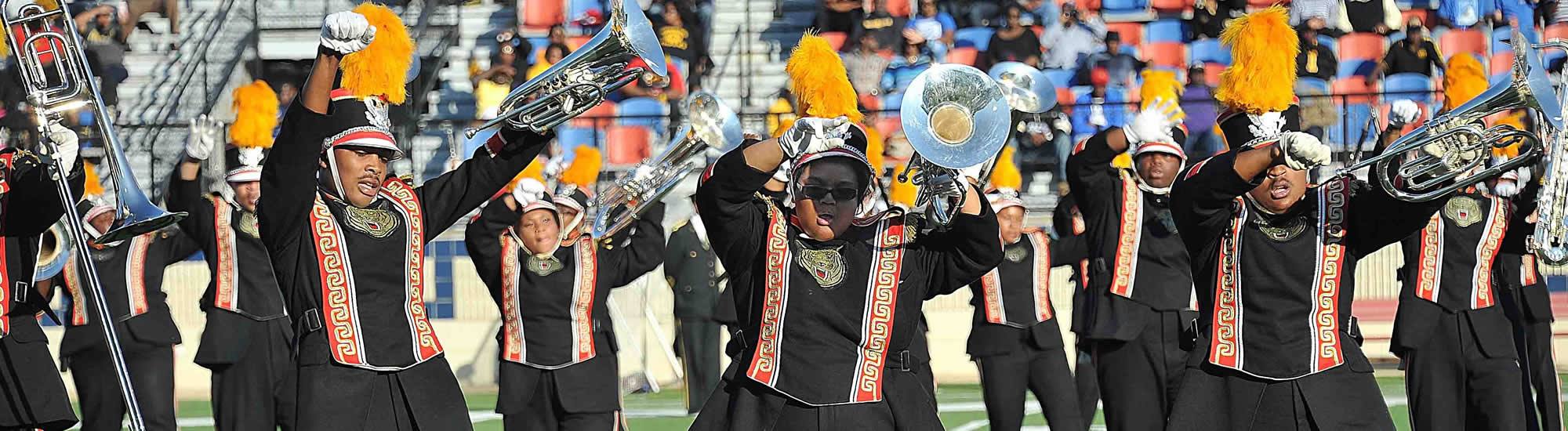 GSU is Home of the World Famed Tiger Marching Band.