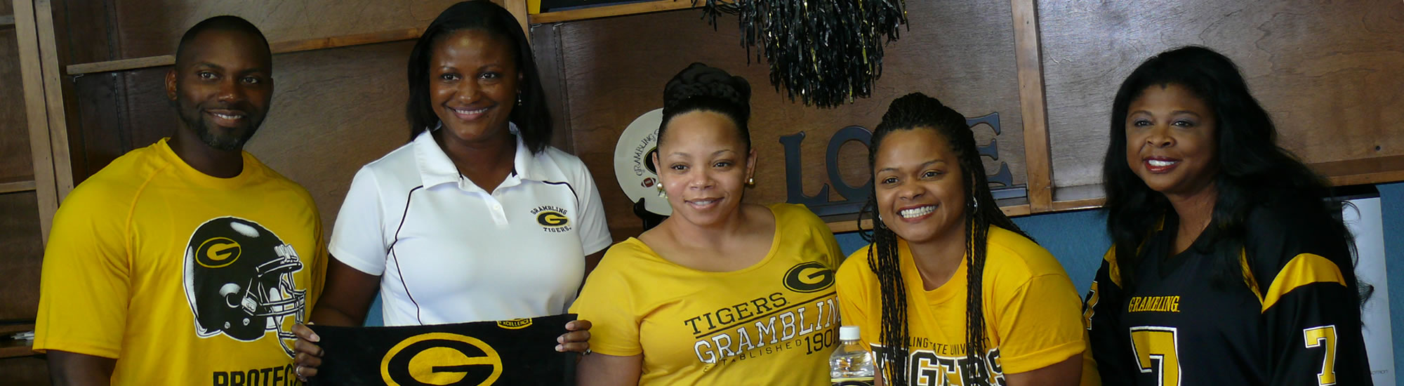 Spirit Thursdays at GSU; show your Tiger Spirit!