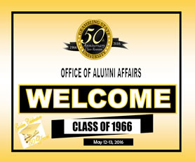 Class of 1966 50th Anniversary Reunion