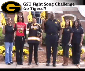 GSU Fight Song Challenge