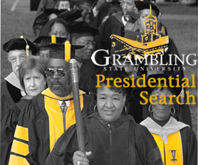 ULS Presidential Search Website.