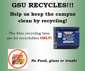 GSU Goes GREEN!