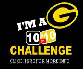 Support GSU, take the 10 for $10 Challenge