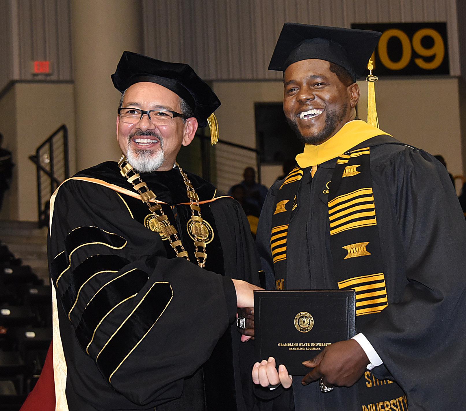 ff77fbb562 Grambling State University - Graduation Replay  Grambling State ...