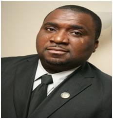 Rudolph Ellis, GSU Graduate Student from Belize