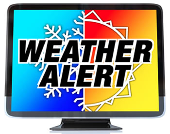 Weather Alert!