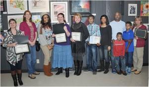 GSU Announces Winners of North Louisiana High School Art Show