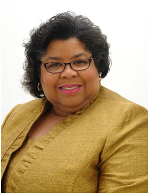 Dr. Ellen Smiley, Dean of the Honors College of Grambling State University