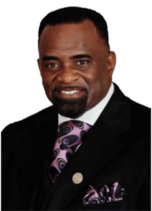 Pastor Darrell White