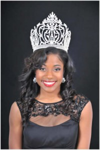 Miss GSU Competes in EBONY's Campus Queens Competition