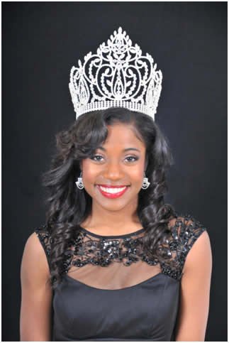 Miss GSU Spring 2015 PR Photo