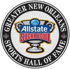Greater New Orleans Hall of Fame Logo