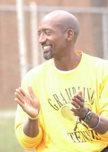Kenneth Myers, GSU Women's Tennis Coach - Fall 2015 PR Photo