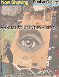 GSU Student Show Fall 2015