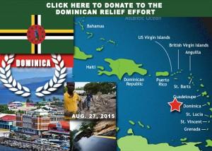 Dominica Relief Fundraising Campaign