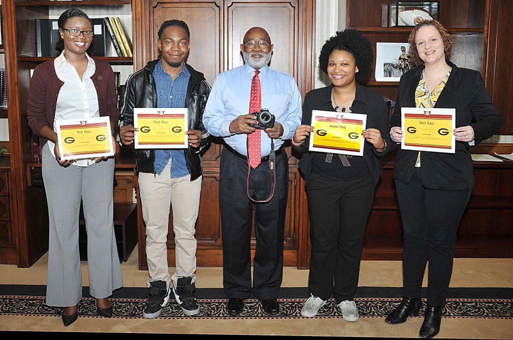 Grambling Announces the Winners of the 2015 Founder's Week Photo Contest