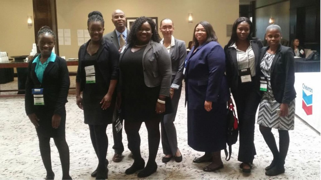 GSU Accounting Students Excel at NABA Conference